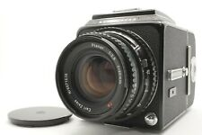 [NMINT] Hasselblad 500CM C/M Black Planar C 80mm f/2.8 Lens A12 II From Japan