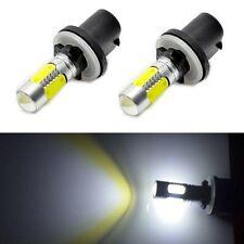 JDM ASTAR 7.5W High Power Plasma Xenon White 880 LED Bulbs DRL Running Fog Light