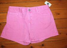 NWT GAP Pink Shorts Size 14.5