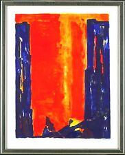 Bernd Zimmer (* 1948), New York City, 2000 - handsigniert, nummeriert, gerahmt