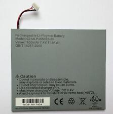 5 unidades McNair Lipo batería 7,4v de 1600 mAh de mlp385085-2s