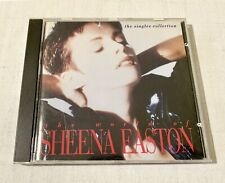 The World of Sheena Easton: The Singles Collection - Audio CD - Tested Working