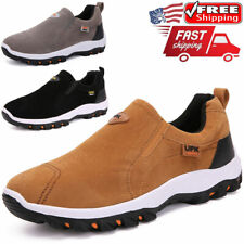 Men's Outdoor Casual Sneakers Athletic Running Jogging Non-slip Tennis Shoes Gym