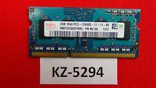 Hynix HMT325S6CFR8C-PB 2GB 1RX8 PC3-12800S-11-11-B2