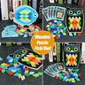 Early Educational Wooden Puzzle Fish/Owl Animal Shape Kids Learning Toy
