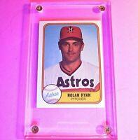 1981 Fleer #57 Nolan Ryan Houston Astros NM-MT  NmMt HOF