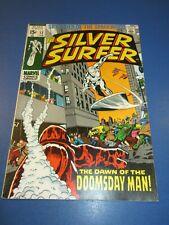 Silver Surfer #13 Silver age Fine Beauty wow