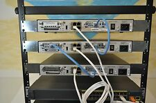 Cisco CCENT CCNA CCNP LAB KIT 3x Cisco1841 IOS 15.1 2x 2960-24 IOS 15.0 + RACK