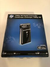 HP 1080p HD DIGITAL CAMCORDER 5mp-12mp Complete