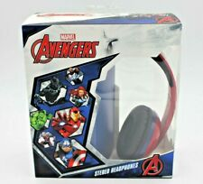 Marvel Avengers Headphones Foldable High Quality Sound Superheroes Licen Product