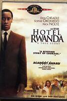 Hotel Rwanda DVD Widescreen Edition