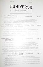 rivista L'Universo / 1971 n. 4 / Patagonia, Merano, Berberi, val Susa, Arquà
