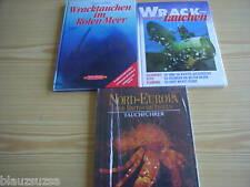 Tauchen3er-Set   Tauchführer-Nord /Wracktauchen/ - im Roten Meer-NEU