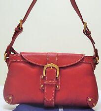 NWT DOONEY & BOURKE Medium Slip Flap Shoulder Bag, BF88, Red  $228