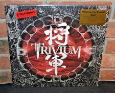 TRIVIUM - Shogun, Ltd Import 180G COLORED VINYL  #'d Gatefold + Insert & Print!