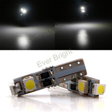 100Pcs T5 1210 3SMD PCB Instrument Panel Cluster LED Dash Light Bulb 74 70 58 37