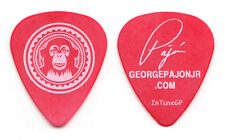 Black Eyed Peas George Pajon Signature Guitar Pick - 2006 Monkey Business Tour