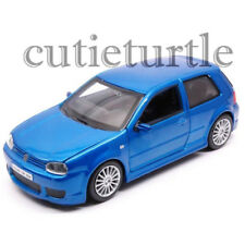 Maisto VW Volkswagen Golf R32 GTI 1:24 Diecast Model Car 31290 Blue