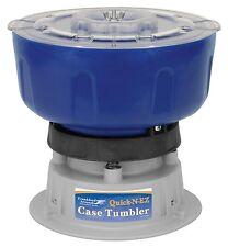 QuicknEz Case Tumbler Bullet Brass Cleaner Cleaning Kit Ammo Reloading NEW