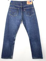 Levi's Strauss & Co Hommes 501 Jeans Jambe Droite Taille W33 L32 AVZ882