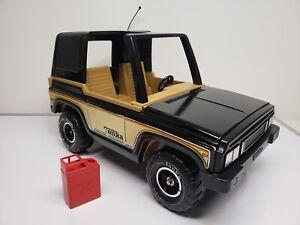 Vintage TONKA MR-970 Jeep Bronco Blazer With GAS CAN RARE