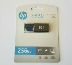 HP P-FD256HP900-GE 256GB x900w USB 3.0 Flash Drive