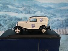 "1/43 Eligor (France)   Ford V8 1932  Delivery sedan ""Philips"""