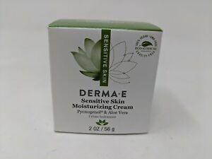 DERMA-E Sensitive Skin Moisturizing Cream Pycnogenol & Aloe Vera 2oz/56g