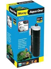 Aqua One Moray 320 700 Internal Aquarium Filter Fish Tank Pump Tropical Cold