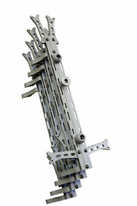 Walkers 124187 Helium Climbing Sticks Aluminum (4 Pack)