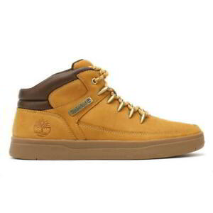 Timberland Mens Euro Sprint Hiker Davis Square Wheat Ankle Boots Size UK 7-11