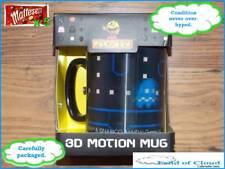 Pac-Man 3D Motion Mug par Paladone + 5 gratuit Malteser Sacs-Rapide Post