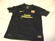 Barcelona FC shirt jersey Nike Boys M 140-152cm 10/12yrs vintage Xavi
