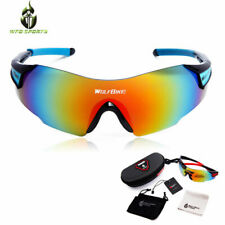 Cycling Goggles Riding Bicycle Bike UV400 Sports Windproof Sun Glasses Eyewear
