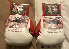 Pair Of Kelly Pavlik v Jermain Taylor 2 Custom Boxing Gloves