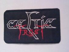 CELTIC FROST,SEW ON EMBROIDERED PATCH