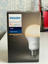 Philips Hue White E27 Equivalent Dimmable LED Smart Bulb