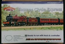 RARE Bachmann 30-170 Thames Clyde Express OO Gauge Electric Train Set NEW