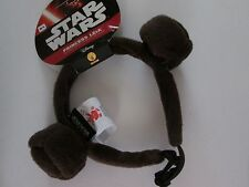 Star Wars PRINCESS LEIA Dog HEADBAND M/L New PET Costume NWT