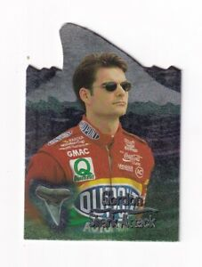 1997 Race Sharks SHARK ATTACK  #SA2 Jeff Gordon #881/1000! SWEET!