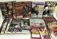 The Hockey News 30+ Issues 2006 - 2008 Newspaper Collection Lot NHL Yearbooks