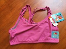 d17fad83e1e5f Fruit Of The Loom 2 Sports Bras Size Med Color Gray And Pink