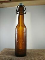 """alte Flasche """" Brauerei Englisch Brunnen Elbing """" Ostpreußen um 1920"""