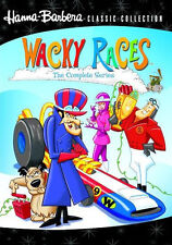 PRE ORDER: WACKY RACES: THE COMPLETE SERIES - DVD - Region Free