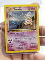 Pokemon 1st First Edition Neo Genesis Slowking Holo Rare 14/111 Mint Unplayed