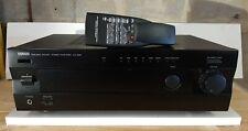 Yamaha AX-392 HiFi- Stereo Verstärker mit Fernbedienung Vintage