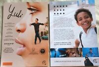 Yuli Movie Flyer Only *NOT A DVD*