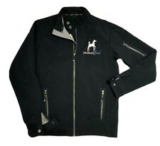 Ladies Equestrian Arabian Horse embroidered weatherproof quality zippered jacket