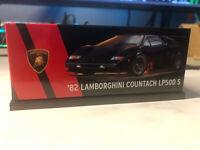 Hot Wheels RLC Exclusive Lamborghini Countach LP500 S In Hand 2020