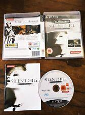 Silent Hill Hd Collection Ps3 Perfetta Edizione Inglese Gioco Italiano Completo